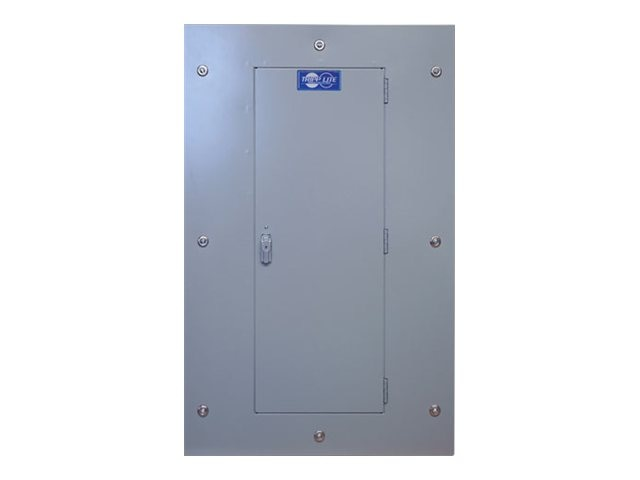 Tripp Lite Maintenance Bypass Panel 3-breaker Wallmount Kirk-key Interlock for 30kVA 3-phase UPS, SU30KMBPK, 8751010, Battery Backup Accessories