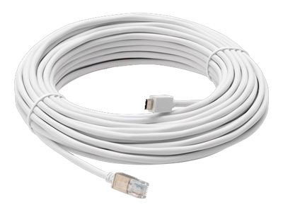 Axis F7315 Cable, White, 15m, 4-Pack, 5506-821, 30609108, Cables