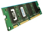 Edge 512MB PC2700 333MHz 184-pin CL2.5 DDR SDRAM DIMM for Select ThinkCentre Models, PEIBM31P8856-PE, 7808969, Memory