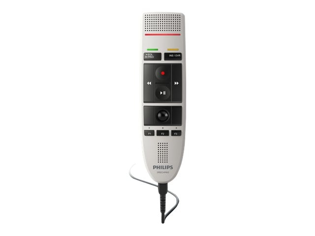 Philips Speechmike Pro Plus USB Dictation Microphone, LFH-3200, 12878700, Microphones & Accessories