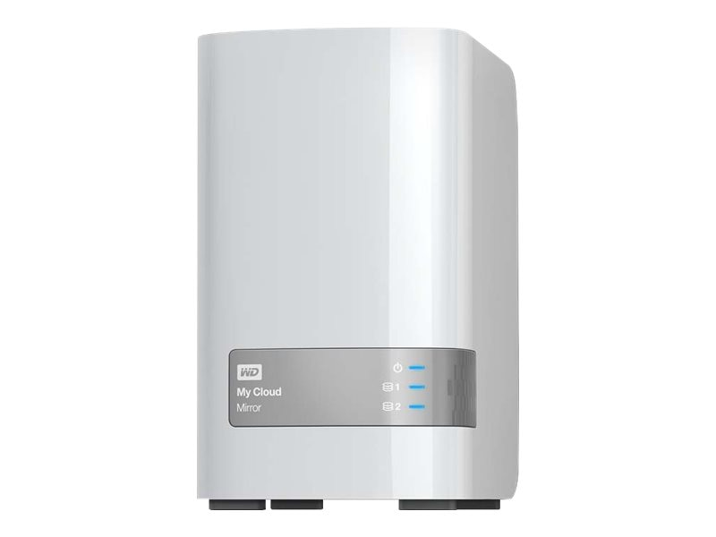 WD 16TB My Cloud Mirror (Gen 2) Personal Cloud Storage