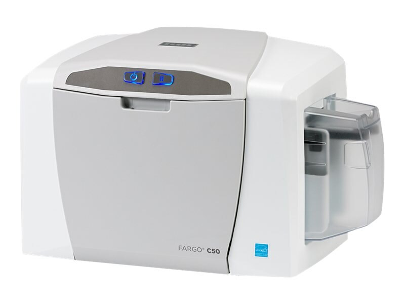 Fargo Electronics C50 SS ID Direct-to-Card Printer