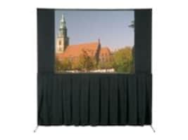 Da-Lite Masking Panel, Black, 10' x 17', 99172, 16765497, Projector Screen Accessories