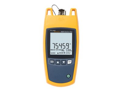 Fluke Fiber One Shot, Pro Only, FIBR-1-SHOTPRO, 12835873, Network Test Equipment