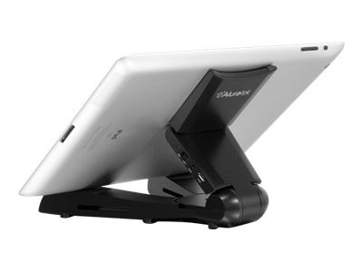 Aluratek Bluetooth Wireless Speaker Tablet Stand - 5W, ATBS01F