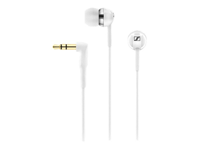 Sennheiser CX 1.00 Ear Buds - White, 506084