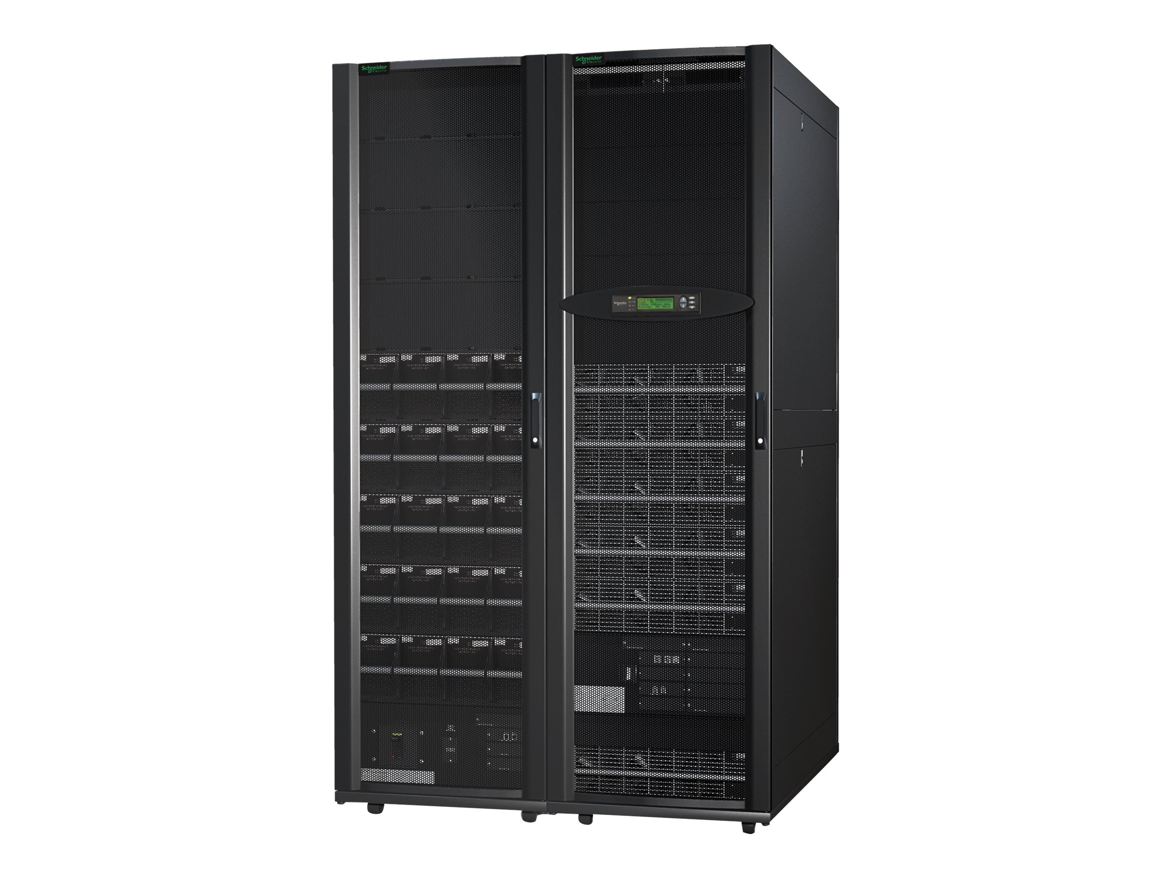APC Symmetra PX 50kW Scalable to 100kW, 208V with Startup, SY50K100F, 12592066, Battery Backup/UPS