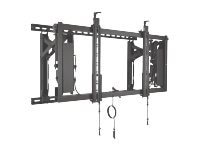NEC 2X2 Video Wall with Cable Mounting Solution, KT-TMX4C, 17284425, Mounting Hardware - Miscellaneous