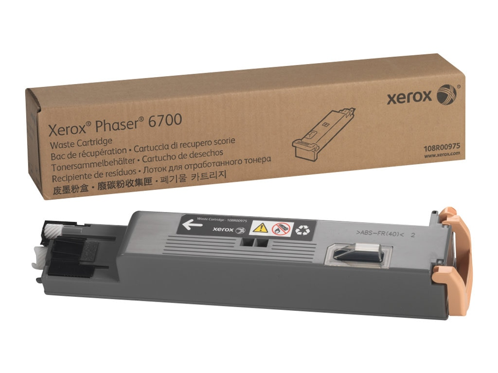 Xerox Waste Cartridge for Phaser 6700 Series, 108R00975
