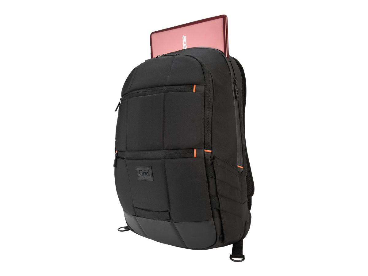Targus Advanced Grid Backpack 14, Black