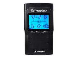 Thermaltake Power Supply Tester, AC0015, 13075870, Tools & Hardware