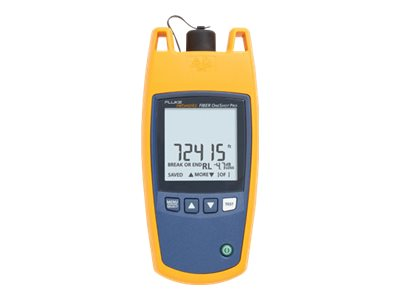 Fluke Fiber One-shot w Power Meter PERP Single-mode Fault Finder, FOS-SFP-PM