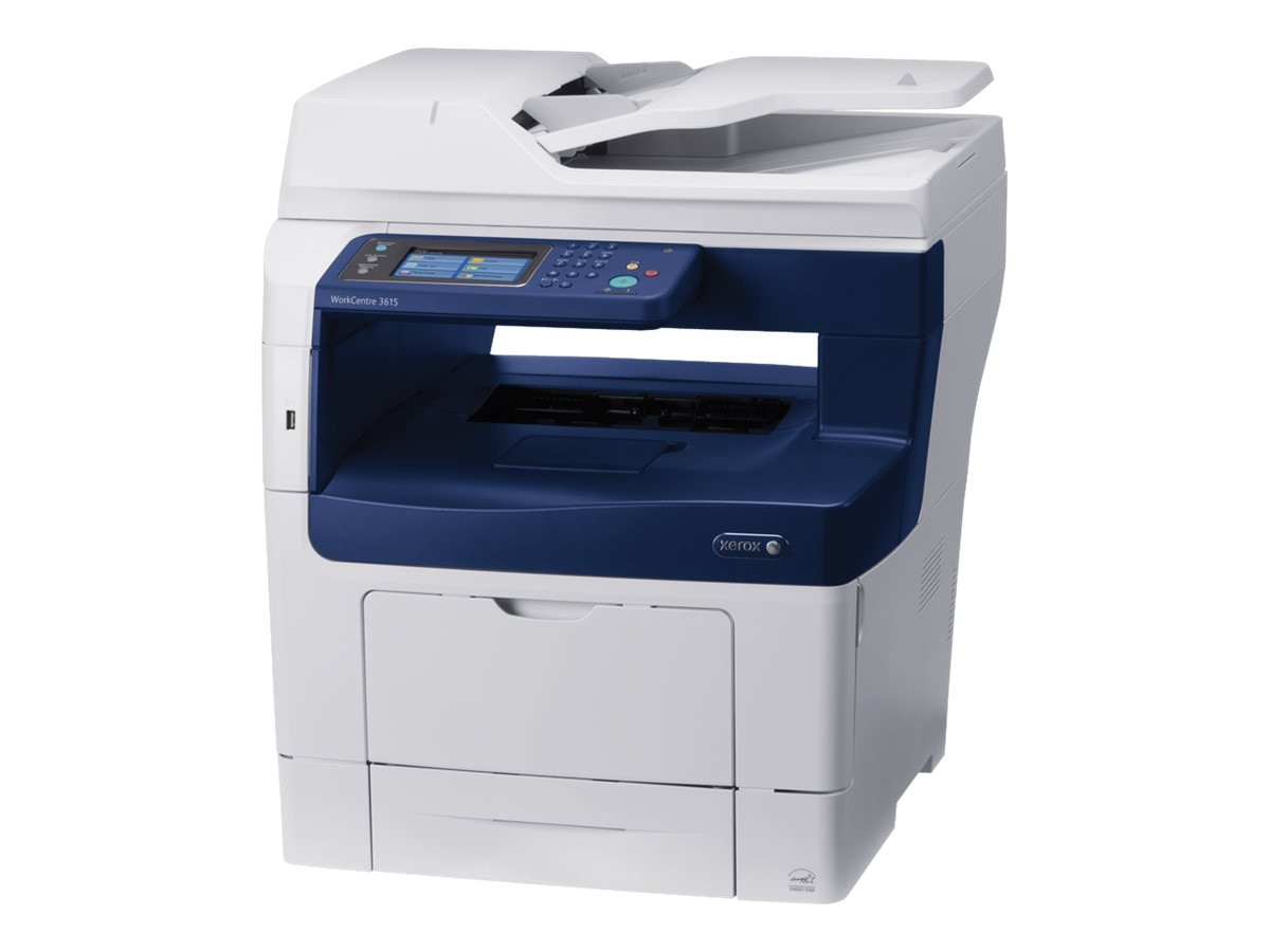 Xerox 3615 DN Black & White Multifunction Printer, 3615/DN