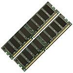 Edge 4GB PC2-5300 667MHz 240-pin Registered ECC CL3 DDR2 SDRAM DIMM Kit for System x Models, 41Y2765-PE, 7898950, Memory