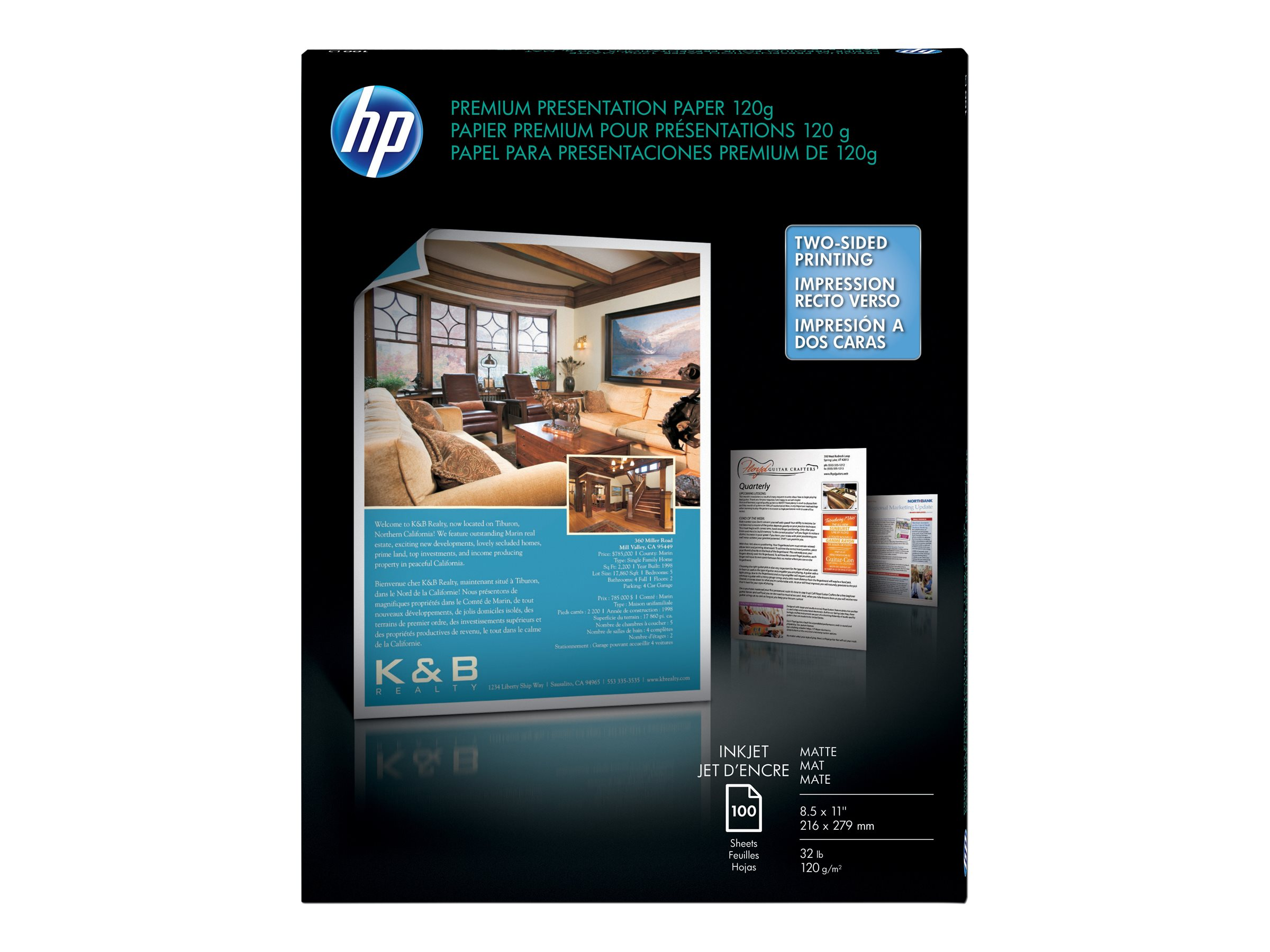 HP Inc. D0Z55A Image 1