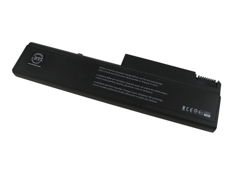 BTI 6-Cell Li-Ion Battery for HP 6530B 6535B 6730B