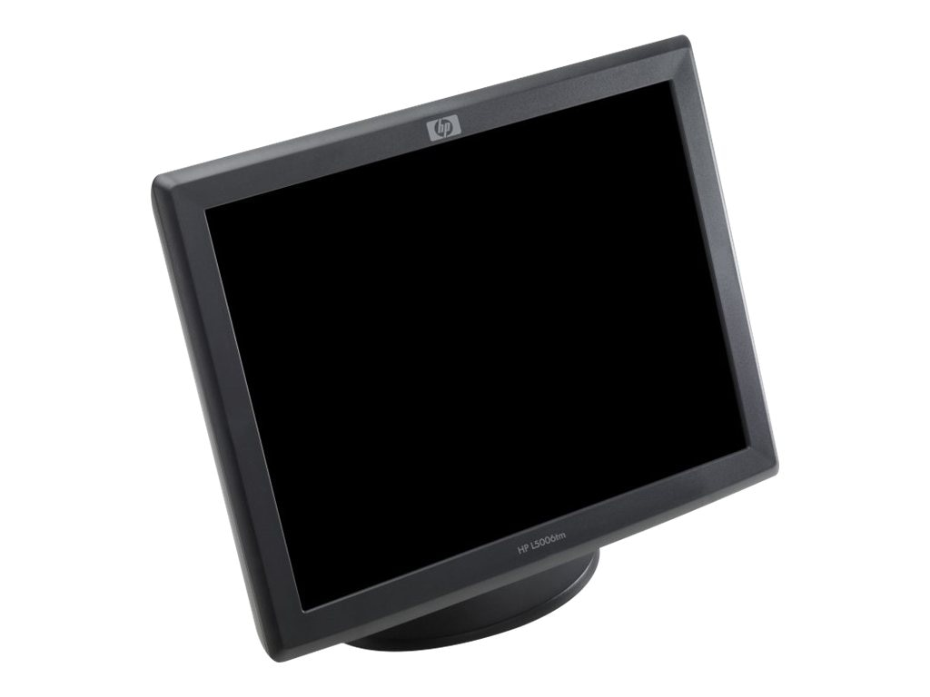 HP Smart Buy 15 L5006tm Analog LCD Touchscreen Monitor Dual Serial USB, RB146AT#ABA, 6876134, Monitors - LCD