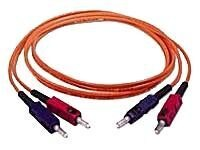 C2G Fiber Optic Patch Cable SC-SC 62.5 125um Duplex Multimode, 5m, 09116, 166482, Cables