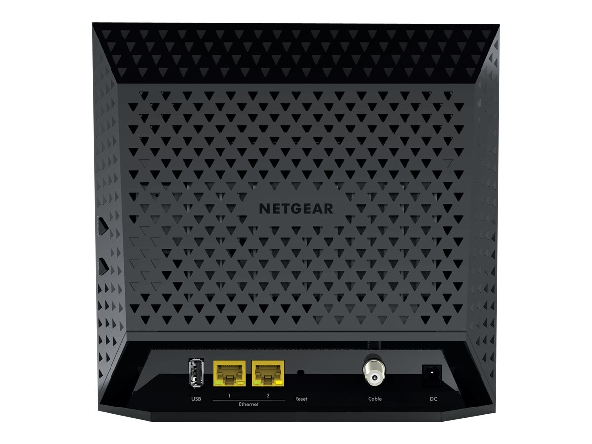 Netgear AC1600 802.11bgn 300Mb WiFi Cable Modem Router, C6250-100NAS