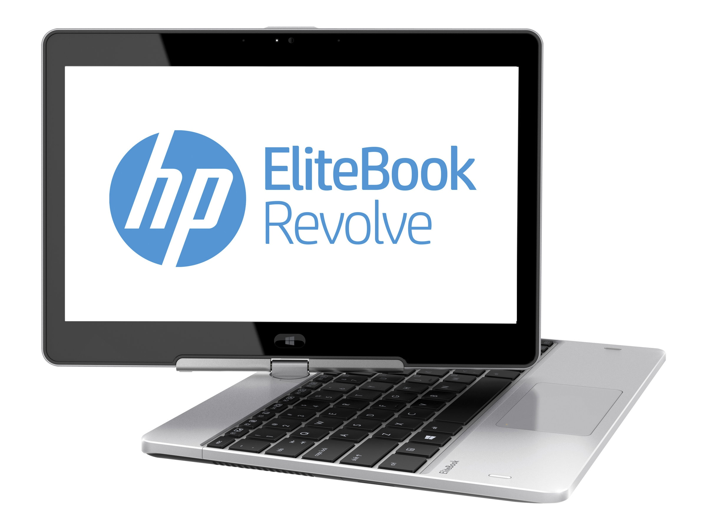 HP EliteBook Revolve 810 Core i5-3437U 1.9GHz 4GB 256GB SSD abgn NIC BT 56k WC 11.6 HD MT W7P64, D7P56AW#ABA