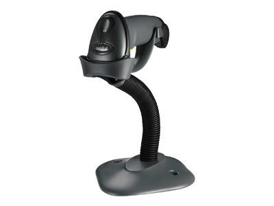 Zebra Symbol LS2208 USB Kit 1D Laser, USB Cable, Stand, NA Only, Black, LS2208-SR20007R-NA, 15752408, Bar Code Scanners
