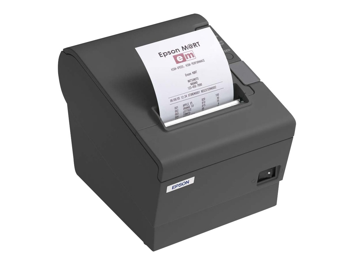 Epson TM-T88IV ReStick Direct Thermal Monochrome Desktop Label Printer, C31C636A6901