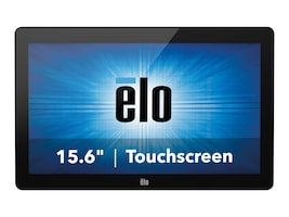 ELO Touch Solutions 15.6 1502L LED-LCD Touchscreen Monitor, Black, E318746, 32030600, Monitors - Touchscreen