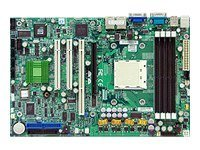 Supermicro Motherboard, HT1000, Opteron 1000, Max 8GB DDR2, PCIX, 2PCI, 2GBE, Video, SATA, MBD-H8SSL-I2-O, 7530805, Motherboards