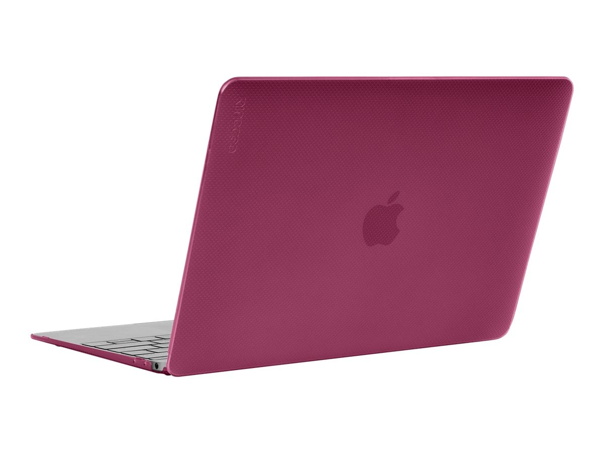 Incipio Incase Hardshell Case for MacBook Pro Retina 12, Pink Sapphire, CL60680