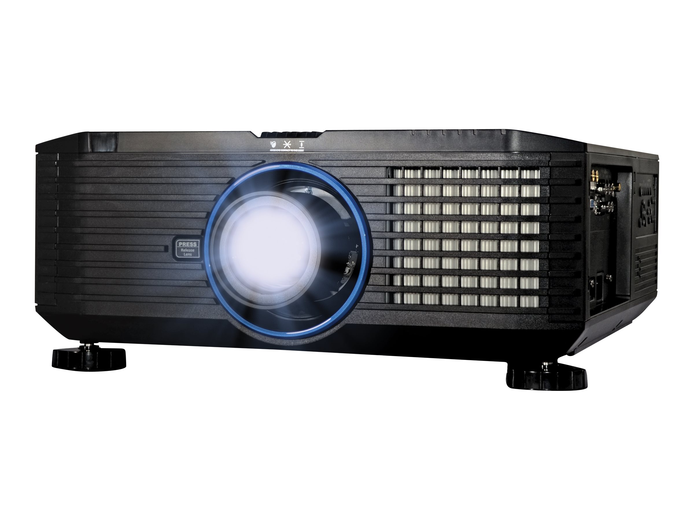 InFocus IN5552L DLP XGA Projector, 8300 Lumens, Black, IN5552L, 15312621, Projectors