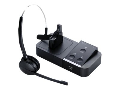 Jabra Pro 9450 Wireless Headset with Base, 1.9GHz, 9450-65-507-105