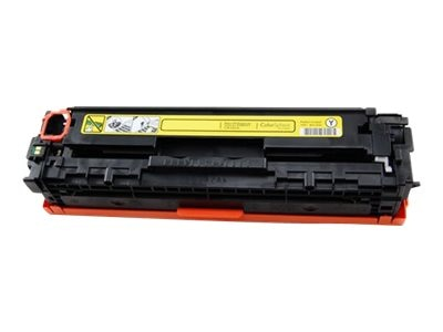 Ereplacements CB542A Yellow Toner Cartridge for HP LaserJet CP1215, CP1515 & CM1312