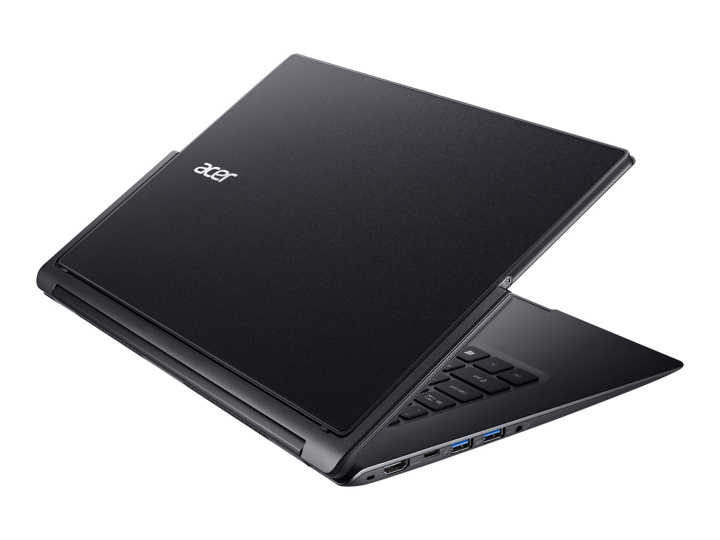 Acer Aspire R7-372T-50PJ Core i5-6200U 2.3GHz 8GB 2x128GB SSD ac GNIC BT WC 4C 13.3 HD MT W10H64, NX.G8TAA.002, 31768741, Notebooks - Convertible