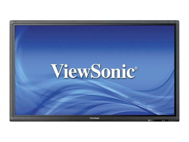 ViewSonic 84 CDE8452T 4K Ultra HD LED-LCD Touchscreen Display, Black, CDE8452T, 31958570, Monitors - Large Format - Touchscreen/POS