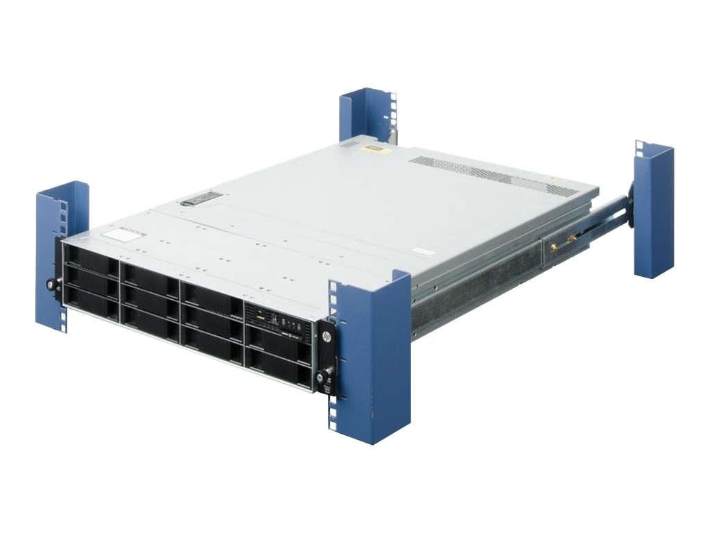 Rack Solutions 2-Post Rail Kit for DL380