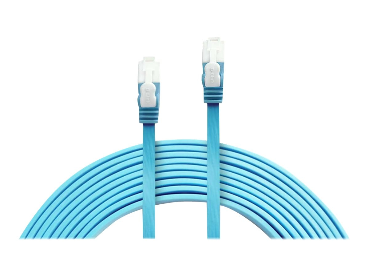 D-Link CAT6 Patch Cable, 10ft