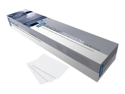 Fargo Electronics UltraCard Premium 30MIL Cards 60 40 Composite CR-80, 82136, 10027223, Software - Authentication
