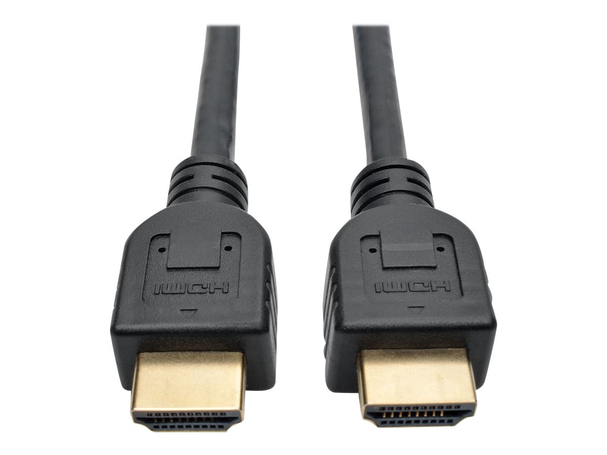 Tripp Lite High-Speed HDMI M M UHD 4K x 2K Cable with Ethernet and Digital Video with Audio, 6ft, P569-006-CL3