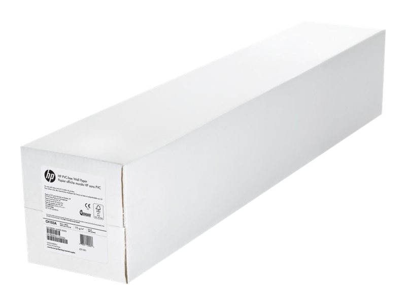 HP 54 x 300' PVC-free Wall Paper - 165 gsm, CH103A, 17029627, Paper, Labels & Other Print Media