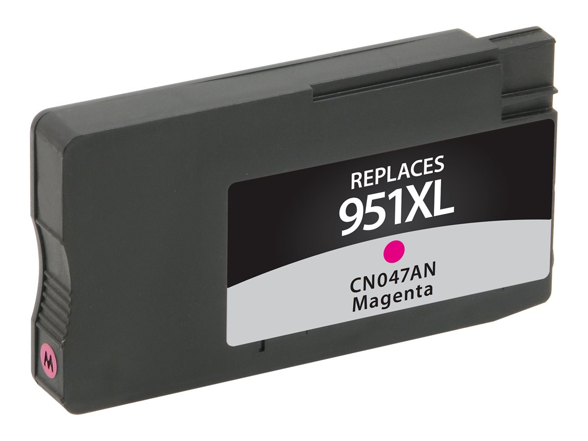 V7 CN047AN Magenta Ink Cartridge for HP Officejet, V7047AN, 17345478, Toner and Imaging Components
