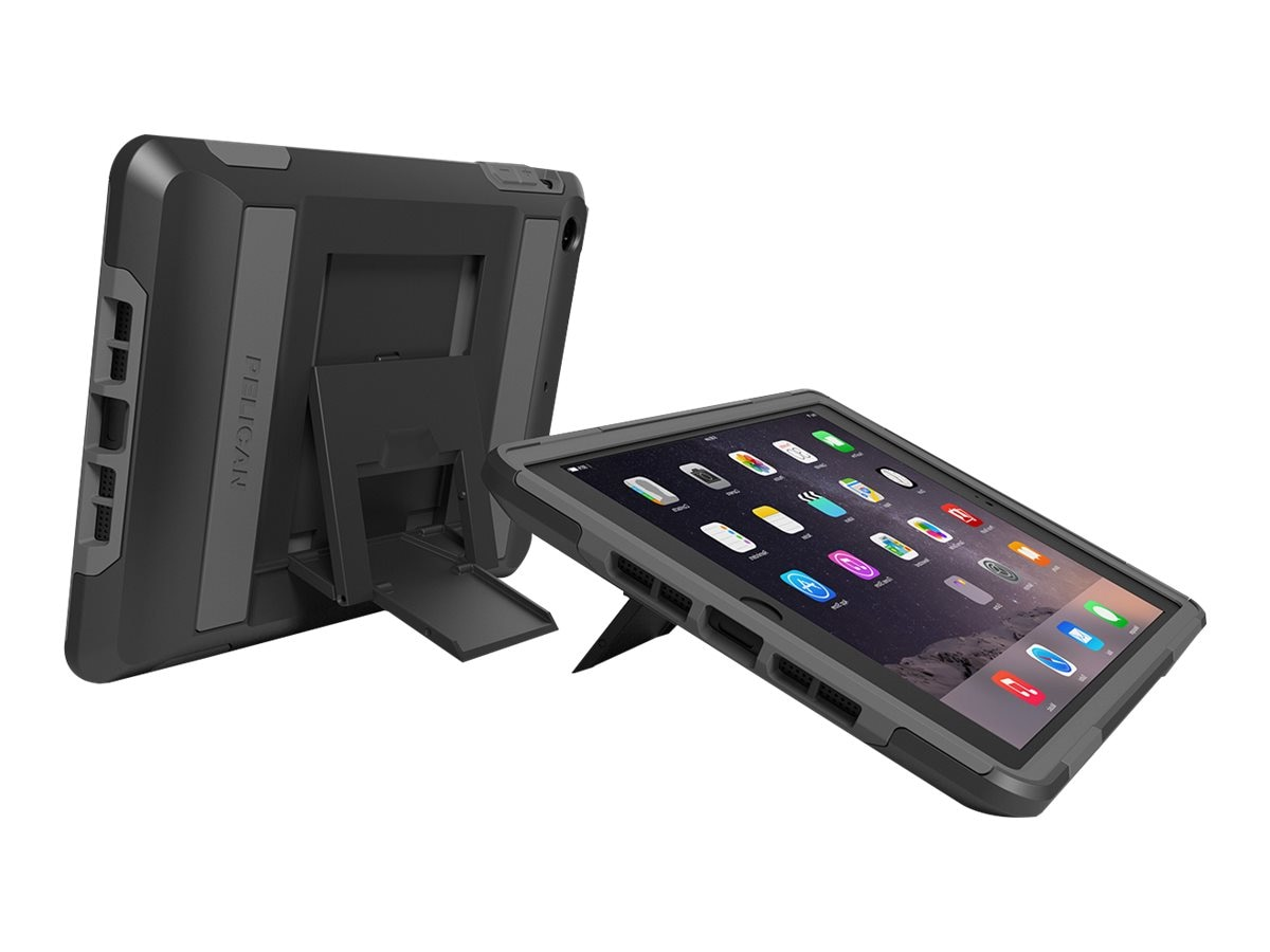 Pelican Voyager Case for iPad mini 3, Black Gray, C12030-M30A-BLK