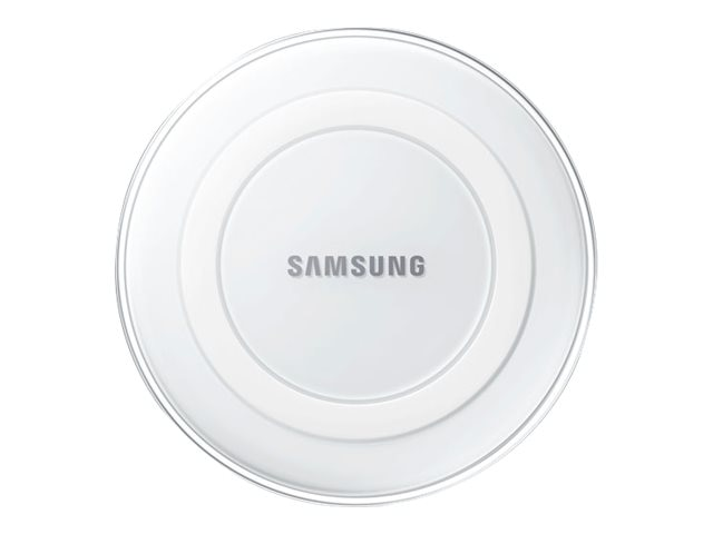Samsung Wireless Charging Pad, White Pearl, EP-PG920IWUGUS, 30947609, Battery Chargers