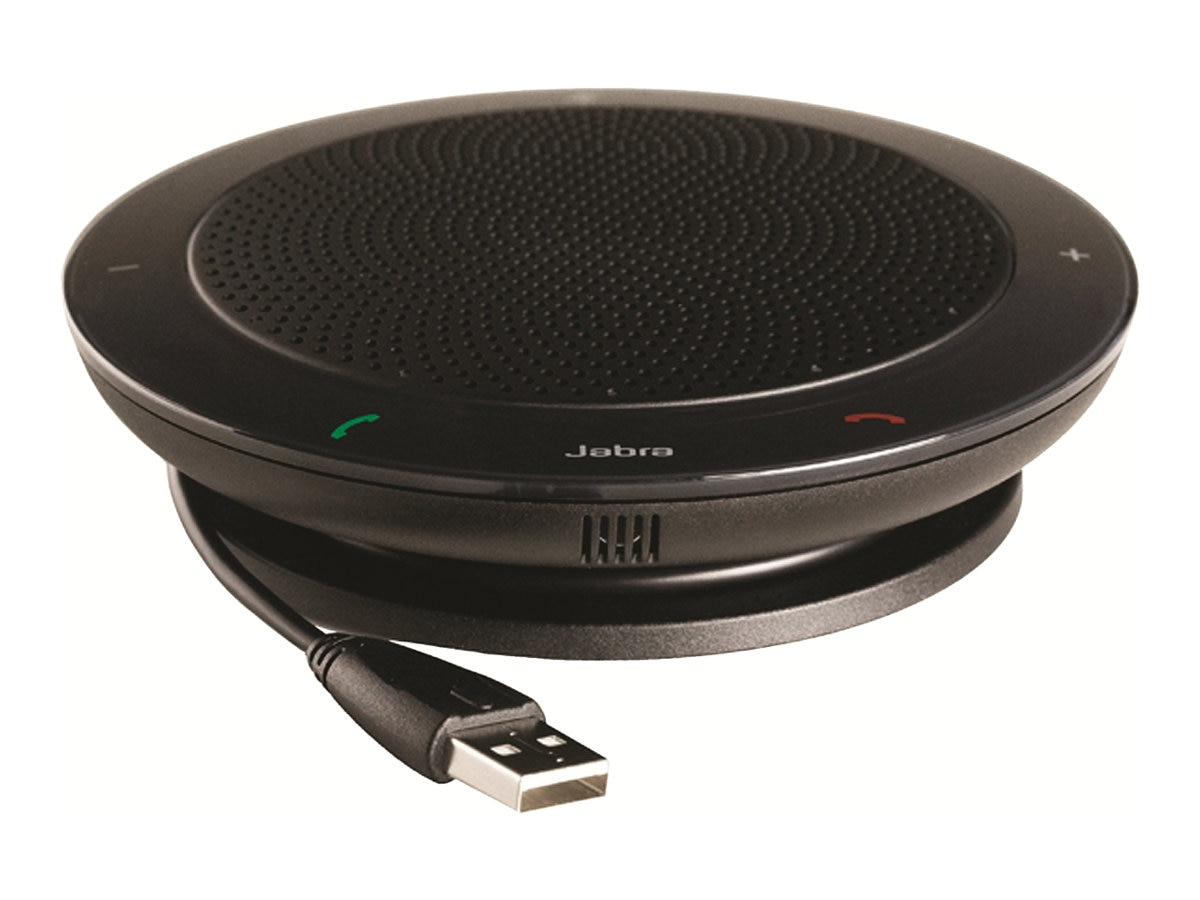 Jabra Speaker 410 USB Speakerphone for PC (TAA Compliant), GSA7410-209, 17059199, Telephones - Consumer
