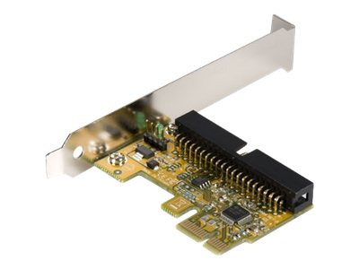 StarTech.com 1 Port PCI Express IDE Controller Adapter Card, PEX2IDE