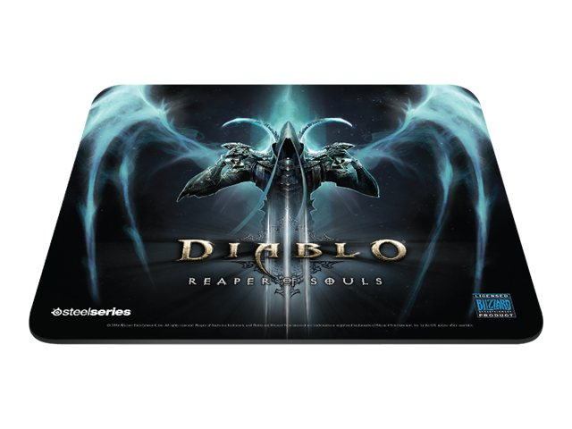 Steelseries QcK Diablo3 Reaper of Souls Edition, 67291, 16902527, Computer Gaming Accessories