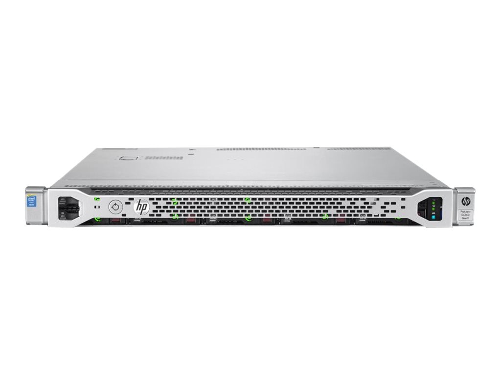 HPE Smart Buy ProLiant DL360 Gen9 Intel 2.6GHz Xeon, 800082-S01, 18107076, Servers