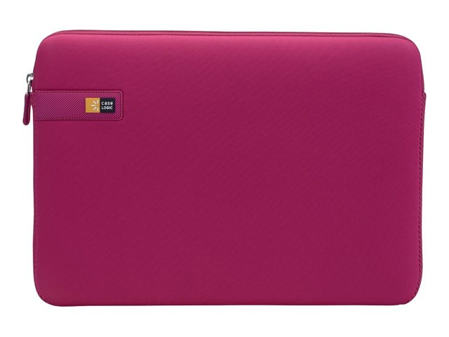 Case Logic 13.3 Laptop Sleeve, Pink, LAPS-113PINK, 13126489, Protective & Dust Covers
