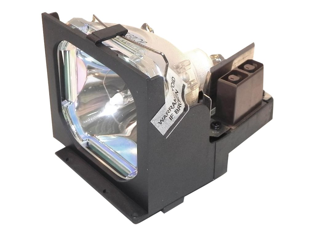 Ereplacements Front projector lamp for Sanyo PLC-SU20, PLC-SU208C, PLC-SU22, PLC-XU20, PLC-XU22, POA-LMP21, 8596494, Projector Lamps