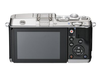 Olympus E-P5 PEN Mirrorless Digital Camera, Silver, V204050SU000