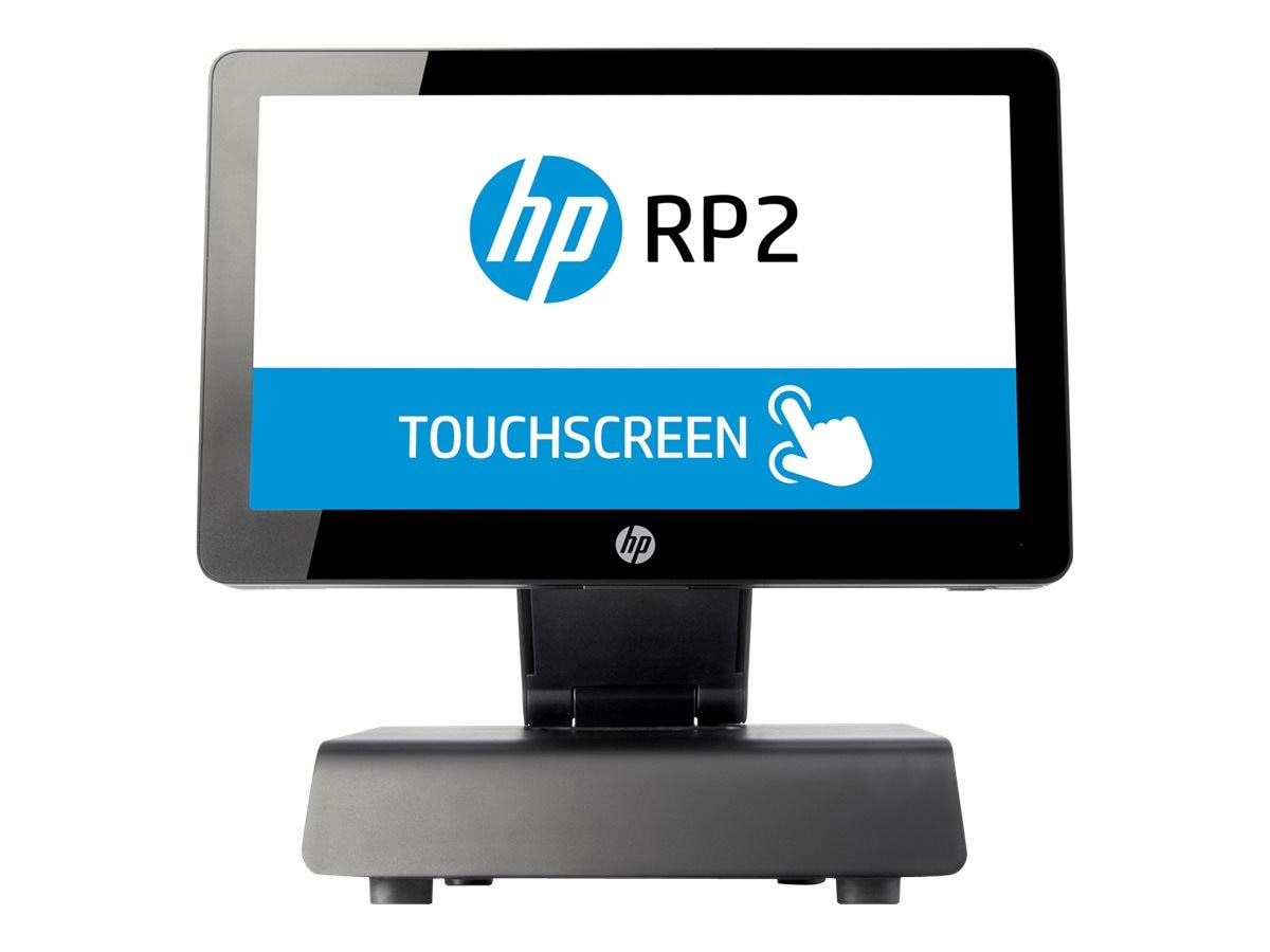 HP rp2 POS 4GB 500GB 46 PC Win 7 Pro 64-bit, K6Q10UA#ABA, 18121994, POS/Kiosk Systems